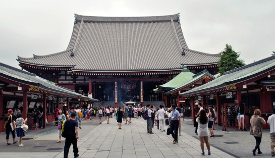 4_Temple Tokio